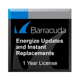 Barracuda Security Suite IS300 Energize Update and Instant Replacement Support Contract -  1 Year