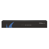 Barracuda Networks NG Firewall F280 with (4) GbE, Up to 1.3 Gbps Firewall Throughput, 100K Concurrent Sessions