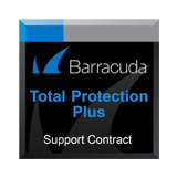 Barracuda Networks 800 Email Security Gateway Total Protection Plus Package - 1 Year