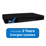 Barracuda Networks Next-Generation Firewall X300, 1.5 Gbps Firewall Throughput, 6 x GbE Ports with 3 Years Energize Updates