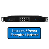 Barracuda Networks Next-Generation Firewall X400 with 5 Years Energize Updates