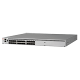 Brocade 6505 Fibre Channel Switch - 12 Active Ports, (1) AC Power Supply, no SFPs included