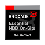 Essential NBD On-Site Support Maintenance 1-Year Contract for Brocade FastIron FCX 624S, FCX 624-I/E/-ADV