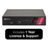 Check Point 1430 Security Appliance Bundle with Threat Prevention Security Suite, Wired - Includes 24x7 Support for 1 Year