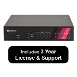 Check Point 1430 Security Appliance Bundle with Threat Prevention Security Suite, Wired - Includes 24x7 Support for 3 Years