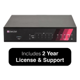 Check Point 1450 Security Appliance Bundle with Threat Prevention Security Suite, Wired - Includes 24x7 Support for 2 Years