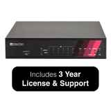 Check Point 1450 Security Appliance Bundle with Threat Prevention Security Suite, Wired - Includes 24x7 Support for 3 Years
