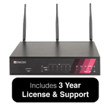 Check Point 1450 Wireless Security Appliance Bundle with Threat Prevention Security Suite - Includes 24x7 Support for 3 Years