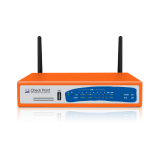 Check Point 620 Appliance with 5 Blades Suite (Firewall, VPN, ADNC, IA, MOB), Wireless (US & Canada Only)