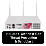 Check Point 770 Wireless Security Appliance with Next Generation Threat Prevention & SandBlast - Incl. 1 Year Standard Support