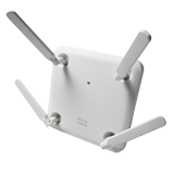 Cisco Aironet 1852e Indoor Dual-band, Controller-based 802.11a/g/n/ac, Wave 2 Access Point with External Antennas