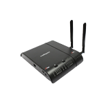 CradlePoint CBA750B Cellular Broadband Adapter, uses 3rd party USB/ExpressCard modem for wireless WAN connection
