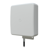 Cradlepoint MiMo Wall Mount - High Gain Directional Wall/Mast Mount Antenna with GPS: MiMo 2G/3G/4G LTE, GPS/GNSS, 5m/16 Cables