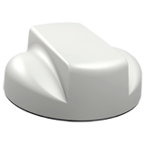Cradlepoint 2 in 1 Dome, White - Low Profile Dome, 2 in 1 Antenna: MiMo 2G/3G/4G LTE, 5m/16 Cables