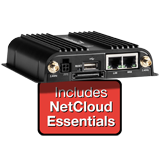 CradlePoint IBR600C Router with WiFi (LPE Modem) for Verizon with 1 Year NetCloud Essentials & 24x7 Support