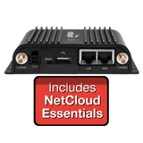 Cradlepoint IBR900 Router with WiFi (LPE Modem, ships with VZ firmware) with 3 Year NetCloud Essentials & 24x7 Support