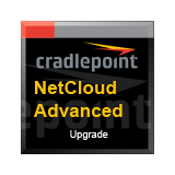 CradlePoint 1 Year Upgrade to NetCloud Advanced for IoT Routers