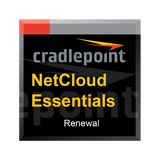 CradlePoint 1 Year Renewal NetCloud Essentials and 24x7 Support for IoT Routers