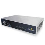 Cyberoam CR25iNG Next Generation Firewall Security Appliance - 1 Gbps Firewall Throughput, 4x GbE
