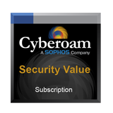 Cyberoam CR10iNG Security Value Subscription - 8x5 Support - 1 Year