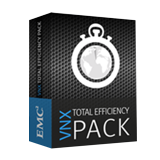 VNX Total Efficiency Pack for the VNX series - Improve Efficiency, Protect & Simplify