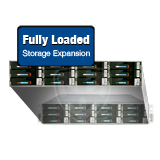 EMC VNXe 3150/3100 DAE Upgrade Bundle - Includes (12) 600GB 15K 3.5 SAS, 2U DAE & Co-Term Support