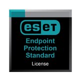 ESET Endpoint Protection Standard for 5-10 Users for 1 Year (Must Purchase Minimum Quantity of 5)