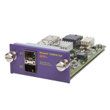 Summit XGM3S-2SF (2) x 10GbE SFP+ port interface module, Compatible with Summit X460 & E4G-400