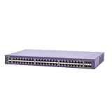 Summit X440-48p (48) 10/100/1000BASE-T PoE-plus, (4) 1000BASE-X SFP, SummitStack Ports, 1 AC PSU, ExtremeXOS Edge Lic.