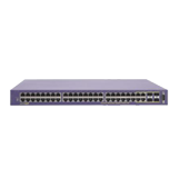 Summit X450a-48t (48) 10/100/1000BASE-T, (4) 1000BASE-X SFP (mini-GBIC) ports; Dual 10G Option, 2 Dedicated 10G Stacking Ports