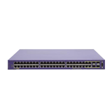 Summit X450e-48t 48-Port 10/100/1000Base-T Stackable Switch, XGM2 slot, SummitStack Ports, 1 AC PSU