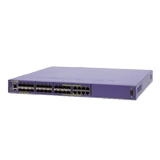 Summit X460-24xDC (24) 100/1000BASE-X SFP, (8) 10/100/1000BASE-T , XGM3 slot, Stacking Module Slot, DC PSU, ExtremeXOS Edge Lic.