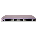 Extreme 210-48p-GE4 Managed Gigabit Switch - 210 Series 48 port 10/100/1000BASE-T PoE+, 4 1GbE unpopulated SFP ports