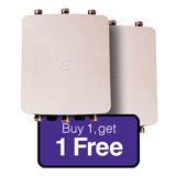 ExtremeWireless WS-AP3865e Outdoor AP - BOGO Promo - Dual Radio 802.11ac/a/b/g/n, 3x3:3, with 6 Standard N Jack Connectors