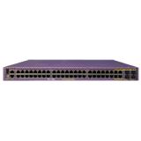 Extreme X440-G2-48p-10GE4 - X440-G2 48 10/100/1000BASE-T POE+, 4 SFP combo, 4 1GbE unpopulated SFP upgradable to 10GbE SFP+