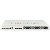 Fortinet FortiMail-200D / FML-200D with 4 x 10/100/1000 ports, 4GB RAM, 1 x 1TB HDD