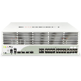 Fortinet FortiGate-3700D / FG-3700D Security Appliance Firewall, 160Gbps Throughput, 28x 10GbE SFP+
