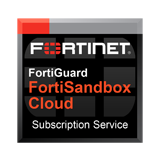 Fortinet FortiGuard FortiSandbox Cloud Service for FortiMail-60D / FML-60D Email Security Appliance