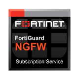 Fortinet FortiGate-3950B / FG-3950B NGFW Service Subscription for 1 Year (Hardware not included)