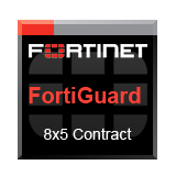 Fortinet FortiGate-3810A-DC Support Contract - 1 Year 8x5 Forticare plus FortiGuard (Anti-Virus, IPS/APCL, Web & AS)