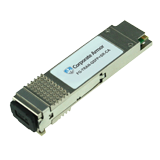 Fortinet Compatible 40GE QSFP+ transceivers, short range for all systems with QSFP+ Slots