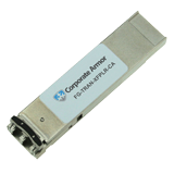 Fortinet Compatible 10GE XFP transceiver module, long range for all systems with XFP slots
