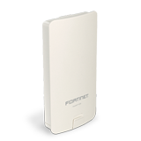 Fortinet FortiAP-112B / FAP-112B Secure Wireless Access Point - Single Band, Single Radio, 65Mbps - Power Adapter & PoE Injector