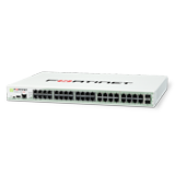 Fortinet FortiGate-140D-POE-T1 / FG-140D-POE-T1 Next Generation Firewall (NGFW) Appliance with 40xGbE (16-Ports PoE), 1x T1 Port