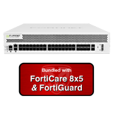 Fortinet FortiGate-2500E / FG-2500E NGFW Security Appliance Bundle with 3 Years 8x5 FortiGuard UTM Bundle & Forticare