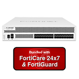 Fortinet FortiGate-3100D / FG-3100D Next-Generation (NGFW) UTM Firewall with 1 Year 24x7 Forticare and FortiGuard Bundle