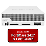 Fortinet FortiGate 3815D / FG-3815D Next Generation Firewall (NGFW) Bundle with 1 Year 24x7 FortiGuard UTM Bundle & Forticare