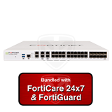 Fortinet FortiGate 800D / FG-800D Next Generation Firewall (NGFW) with 1 Year 24x7 Forticare and FortiGuard UTM Bundle