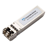 Fortinet Compatible 10GE SFP+ transceiver module, short range for all systems with SFP+ and SFP/SFP+ slots