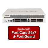 Fortinet FortiGate-1000D / FG-1000D NGFW UTM Firewall Security Appliance Bundle with 1 Year 24x7 Forticare and FortiGuard